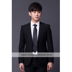 Mens Plain Colour Formal Blazer and Pant