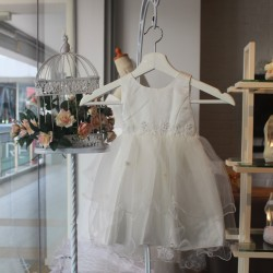 [MYCYBERSALE] Elegant White Flower Girl Dress