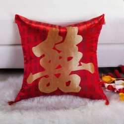 Chinese Traditional Wedding Pillow (Include 1 set of sponge)
