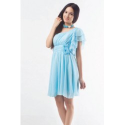 Frills Chiffon Dress