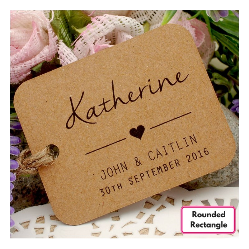 Wedding Gift List Next : Home > Gifts & Cards > Wedding Favors > Personalized Kraft Weddi...