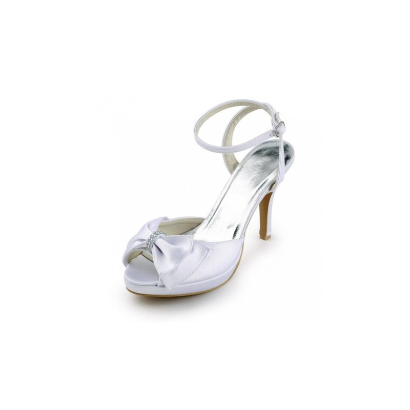 fashion bride bridal shoes slingback betsey ribbon wedding