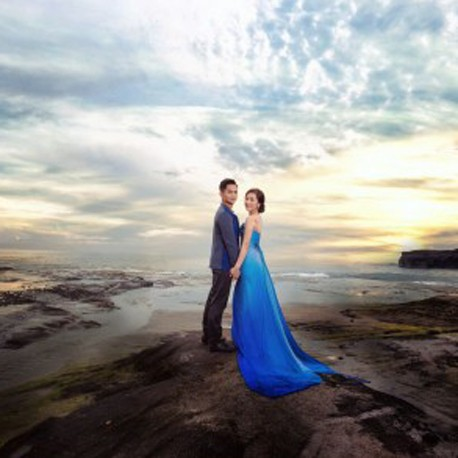 BANGKOK Hua Hin Pre Wedding Photography (Covered By Principal Photographer)