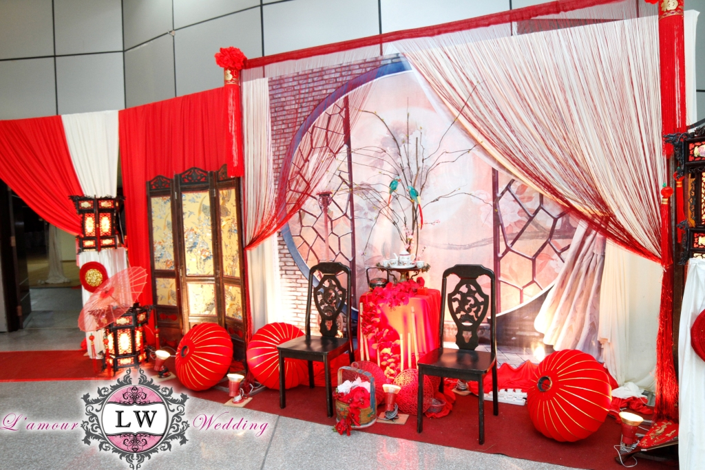 Tradisional chinese theme decoration for Chinese decorations