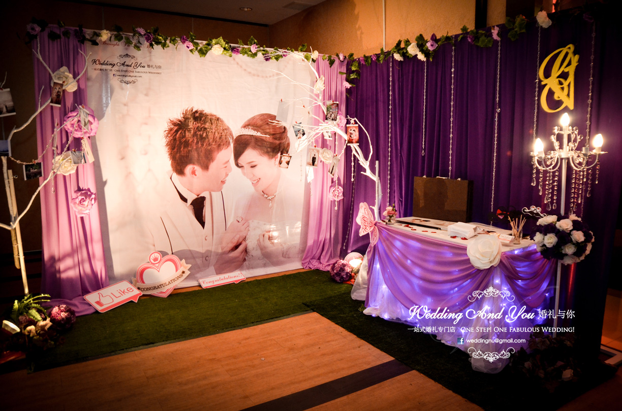 Photo booth wedding decoration images for Photo decoration