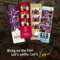 Yippie Booth Promotion